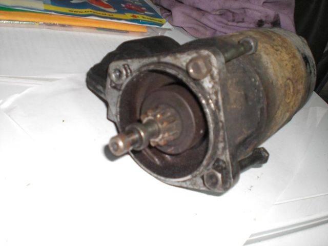 продам б/у Электрооборудование двигателя Стартер/бендикс/щетки Легковой Volkswagen Passat 1987 бу в Тернополе