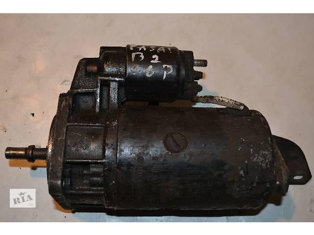 бу Б/у Электрооборудование двигателя Стартер/бендикс/щетки Легковой Volkswagen Passat B2 1,6D в Ковеле
