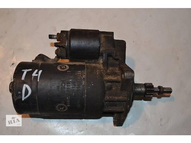 купить бу Б/у Электрооборудование двигателя Стартер/бендикс/щетки Легковой Volkswagen T4 в Ковеле