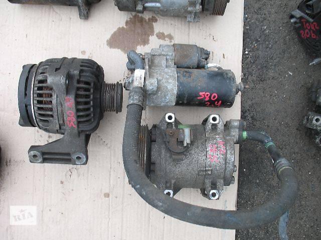 б/у Электрооборудование двигателя Стартер/бендикс/щетки Легковой Volvo S80 2001- объявление о продаже  в Луцке