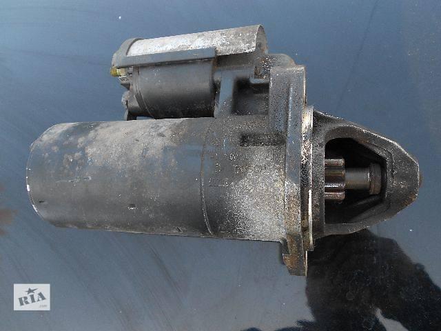 бу б/у Электрооборудование двигателя Стартер/бендикс/щетки Легковой Audi A6 1995 в Ужгороде
