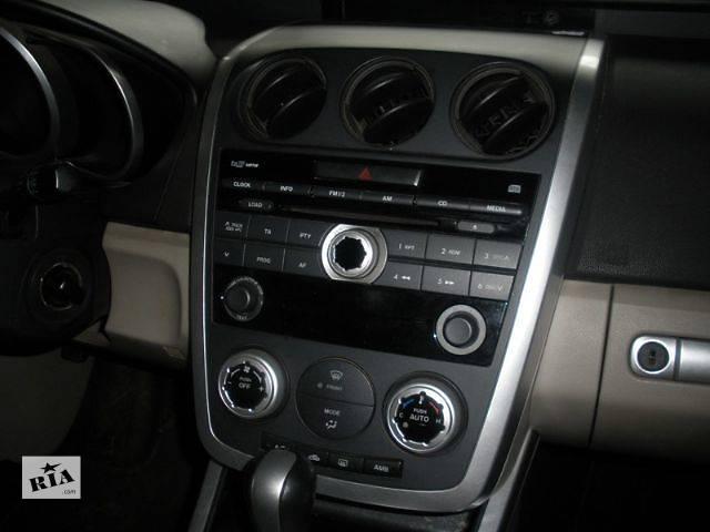 купить бу б/у Электрооборудование двигателя Информационный дисплей Легковой Mazda CX-7 Кроссовер 2008 в Луцке