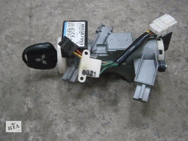 купить бу б/у Электрооборудование двигателя Замок зажигания/контактная группа Легковой Mitsubishi Lancer 2006 в Луцке