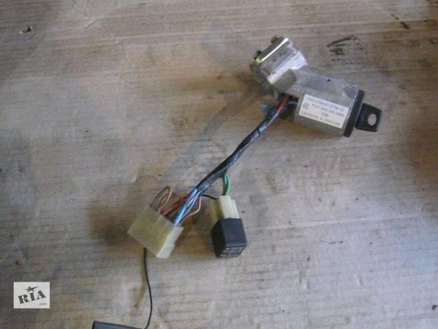 Б/у Электрооборудование двигателя Замок зажигания/контактная группа Легковой ЗАЗ 2005- объявление о продаже  в Житомире
