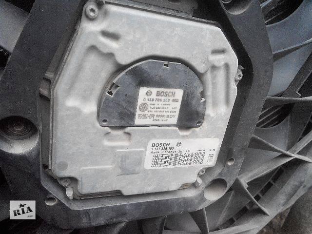 купить бу б/у Электрооборудование кузова 0130706202 Вентилятор радиатора 7L0959455E   Audi Q7 Легковой Audi Q7 2008 в Львове
