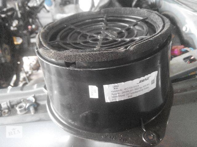 б/у Электрооборудование кузова AUDI A6 C6 4F0 BOSE 4F0035415A Легковой Audi 2006- объявление о продаже  в Львове
