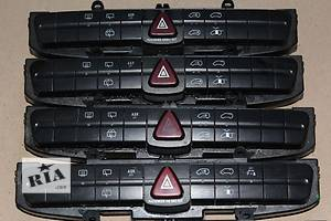 б/у Блоки кнопок в торпеду Mercedes Vito груз.