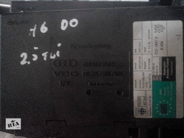 продам б/у Электрооборудование кузова Блок комфорта A6 4B0962258D Легковой Audi A6 2002 бу в Львове