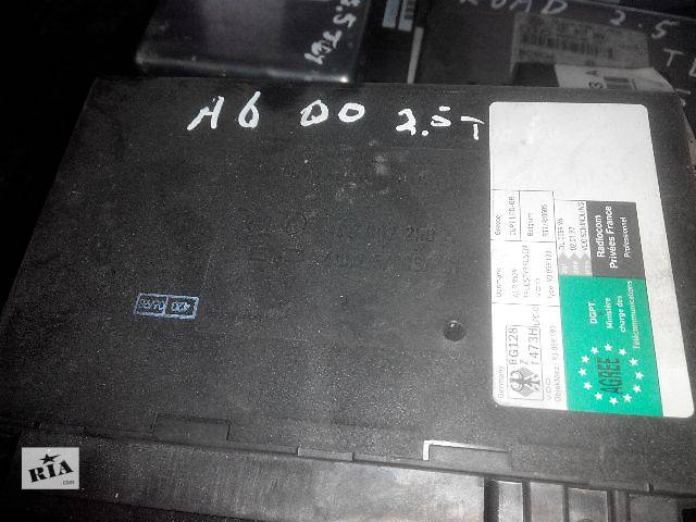 бу б/у Электрооборудование кузова Блок комфорта Ауди а6 с5 4B0962258A Легковой Audi A6 2001 в Львове