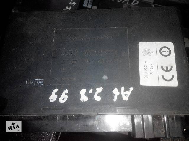 б/у Электрооборудование кузова Блок комфорта Ауди а6 с5 4B0962258B Легковой Audi A6 2001- объявление о продаже  в Львове