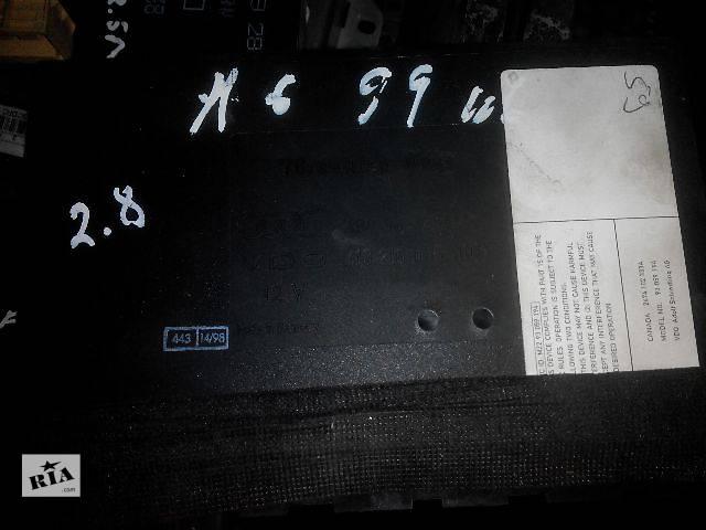 б/у Электрооборудование кузова Блок комфорту Audi A6, 4B0962258C Легковой Audi A6 2001- объявление о продаже  в Львове