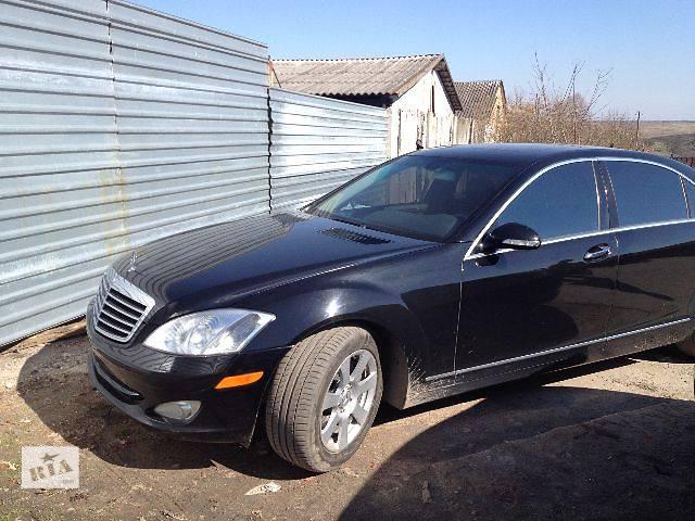 купить бу Б/у Электрооборудование кузова Блок ксенона Легковой Mercedes S-Class 2008 в Львове