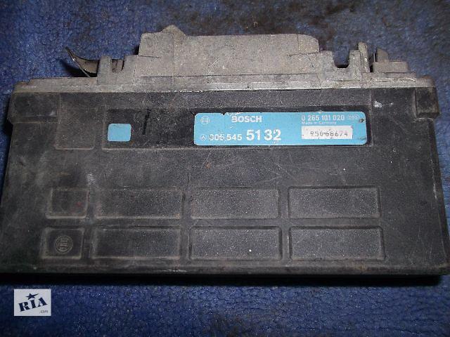 б/у Электрооборудование кузова Блок управления ABS Легковое авто Mercedes 124 Седан 1993- объявление о продаже  в Днепре (Днепропетровск)