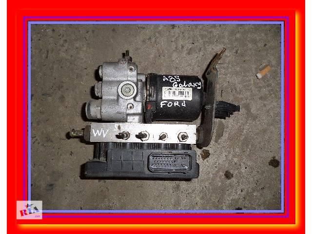 бу Б/у Электрооборудование кузова Блок управления ABS Легковой Ford Galaxy в Стрые