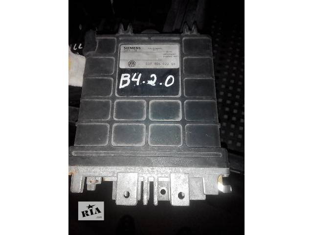 бу б/у Электрооборудование кузова Блок управления двигателем 037906022GD VW Легковой Volkswagen B4 в Львове