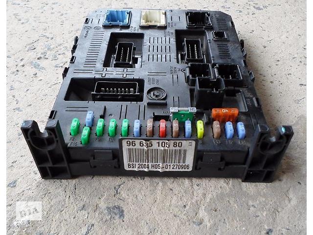 продам б/у Электрооборудование кузова Блок управления Легковое авто Citroen C5 бу в Хмельницком