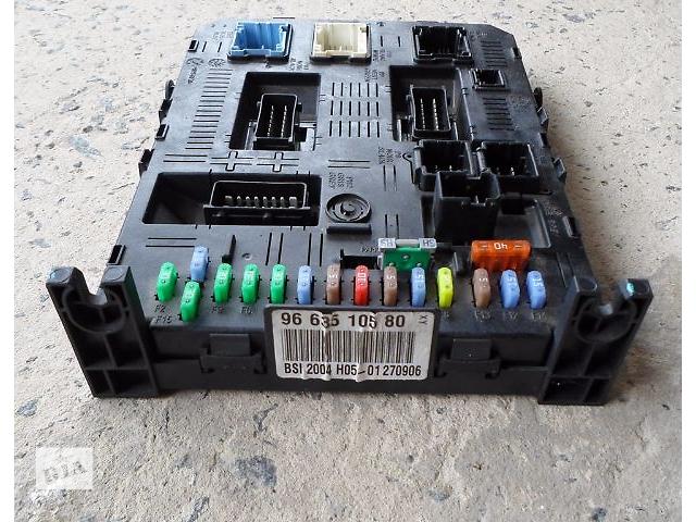 купить бу б/у Электрооборудование кузова Блок управления Легковое авто Peugeot 407 в Хмельницком