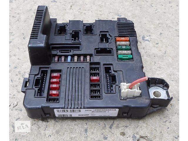 купить бу б/у Электрооборудование кузова Блок управления Легковое авто Renault Clio в Хмельницком