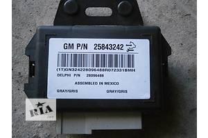 б/у Блок управления освещением Chevrolet Captiva