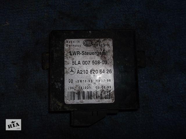 бу б/у Электрооборудование кузова Блок управления освещением Легковой Mercedes 210 Пассажирский Седан 1998 в Днепре (Днепропетровске)