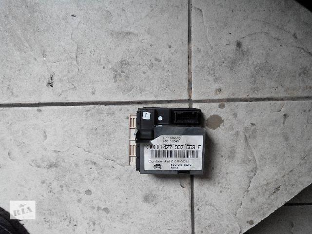 Б/у Электрооборудование кузова Блок управления пневмоподвеской Легковой A4Z7907553Eudi A6 Allroad 2001- объявление о продаже  в Львове