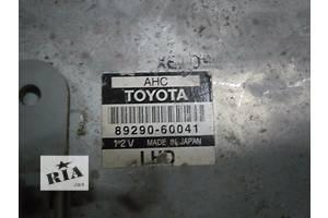 б/у Блоки управления пневмоподвеской Lexus LX USA