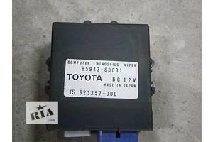 б/у Блоки управления стеклоочистителя Lexus LX USA