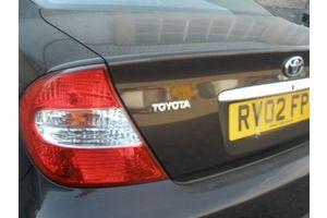 б/у Запчасти Toyota Camry