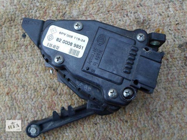 б/у Электрооборудование кузова Датчик педали газа Легковое авто Renault 8200089851 Kangoo- объявление о продаже  в Хмельницком
