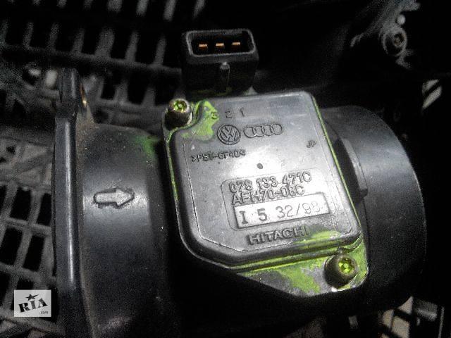продам б/у Электрооборудование кузова Датчик расхода воздуха А4 2.4л 078133471С  Легковой Audi бу в Львове