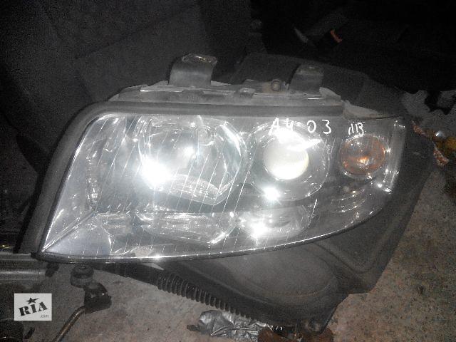 купить бу б/у Электрооборудование кузова Фара Легковое авто Audi A4 2004 в Львове