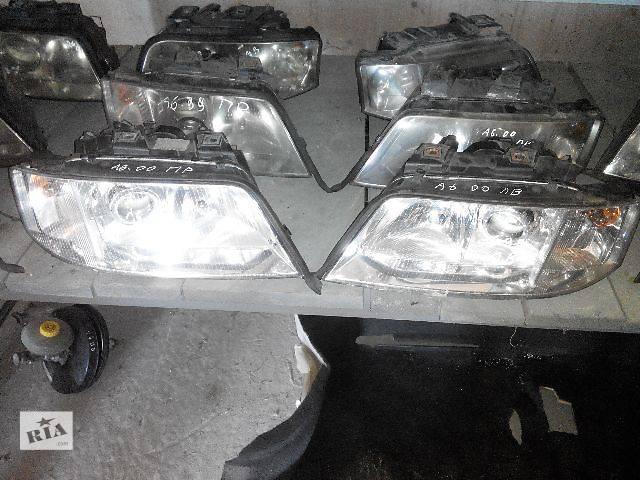 купить бу б/у Электрооборудование кузова Фара Легковой Audi A6 2000 в Львове