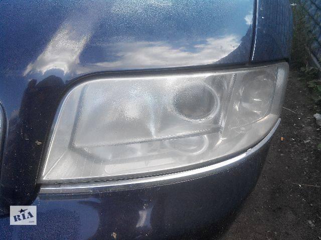 купить бу б/у Электрооборудование кузова Фара Легковой Audi A6 2003 в Львове