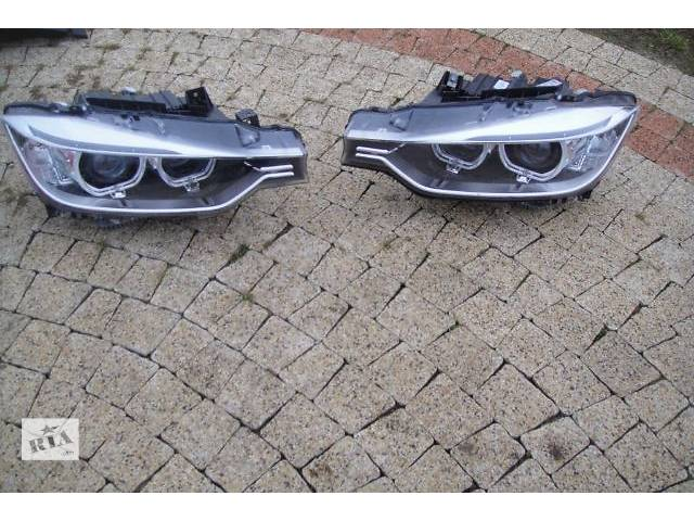 купить бу б/у Электрооборудование кузова Фара Легковой BMW 3 Series (все) 2012 в Киеве