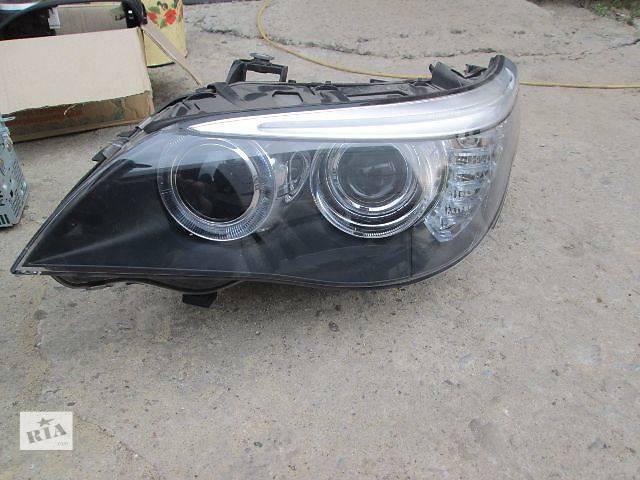 продам б/у Электрооборудование кузова Фара Легковой BMW E60 бу в Ковеле