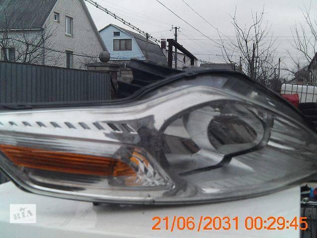 бу б/у Электрооборудование кузова Фара Легковой Ford Mondeo 2009 в Житомире