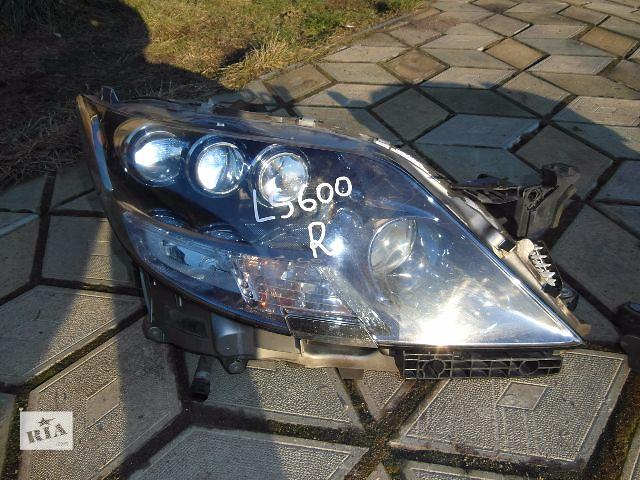 б/у Электрооборудование кузова Фара Легковой Lexus LS600H Седан 2007- объявление о продаже  в Черновцах