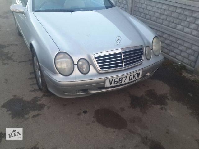 купить бу Б/у Электрооборудование кузова Фара Легковой Mercedes CLK-Class 2000 в Львове