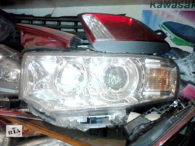 купить бу б/у Электрооборудование кузова Фара Легковой Mitsubishi Pajero Sport 2012 в Киеве