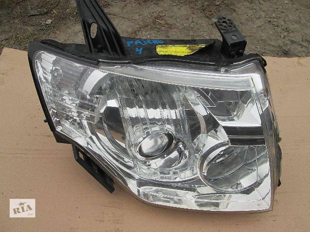 бу б/у Электрооборудование кузова Фара Легковой Mitsubishi Pajero Wagon 2008 в Ковеле