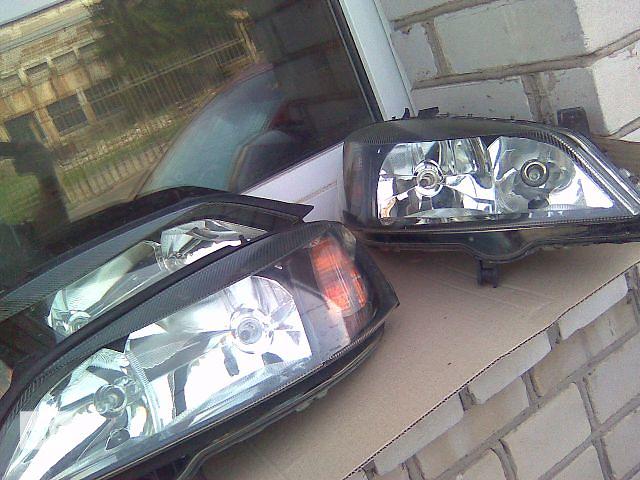 продам б/у Электрооборудование кузова Фара Легковой Opel Astra G Седан бу в Херсоне