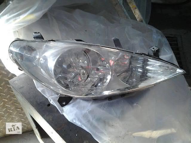 купить бу б/у Электрооборудование кузова Фара Легковой Peugeot 307 Седан 2007 в Тернополе