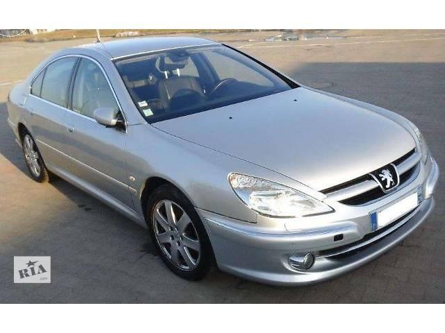 купить бу б/у Электрооборудование кузова Фара Легковой Peugeot 607 2005 в Львове