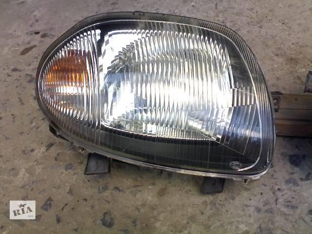 бу б/у Электрооборудование кузова Фара Легковой Renault Clio в Сумах