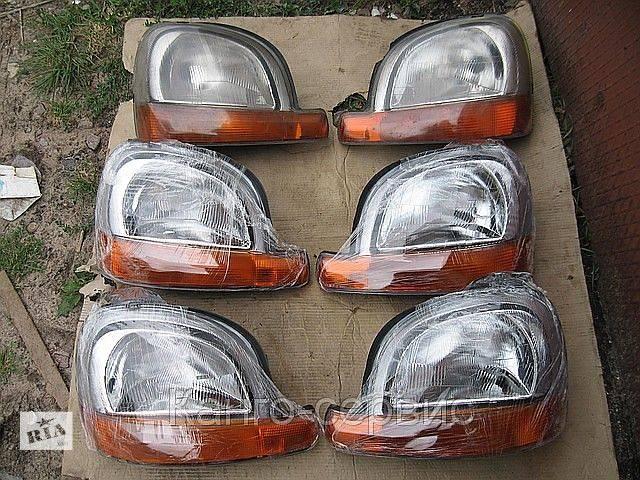 бу б/у Электрооборудование кузова Фара Легковой Renault Kangoo 2001 в Тернополе