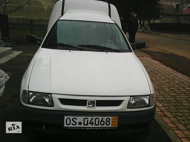 продам б/у Электрооборудование кузова Фара Легковой Seat Inca Минивен 1996 бу в Жидачове