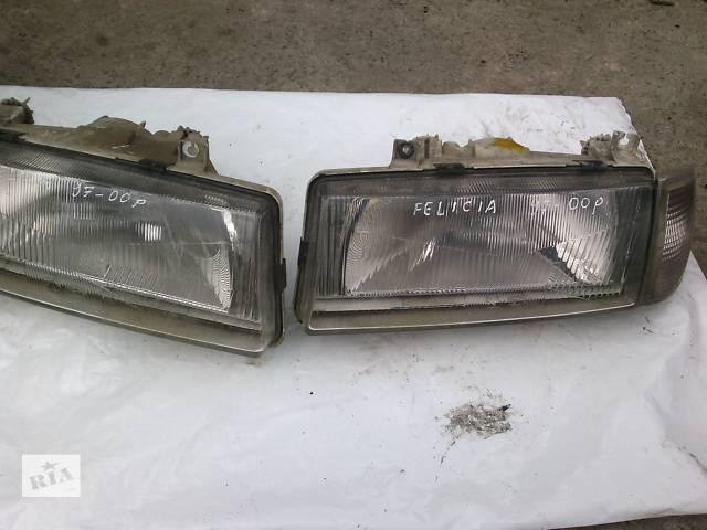 купить бу б/у Электрооборудование кузова Фара Легковой Skoda Felicia 1997 в Ковеле