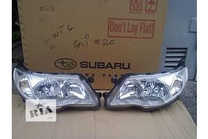 б/у Фары Subaru Forester