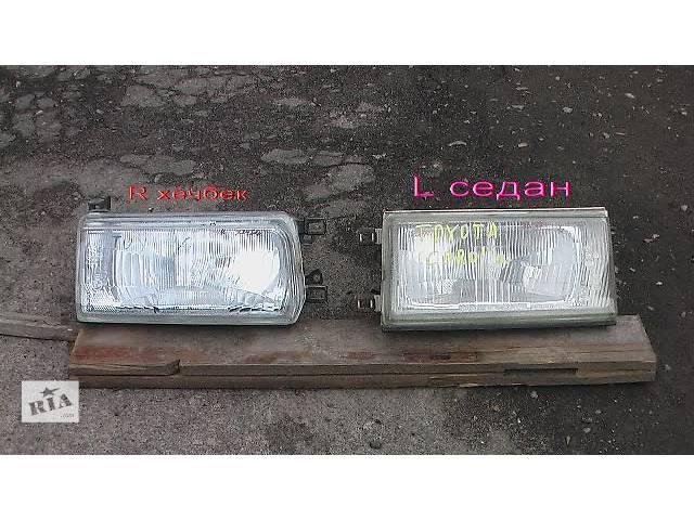 б/у Электрооборудование кузова Фара Легковой Toyota Corolla- объявление о продаже  в Сумах