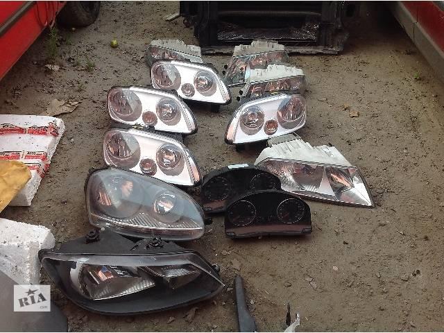 купить бу б/у Электрооборудование кузова Фара Легковой Volkswagen Caddy в Львове